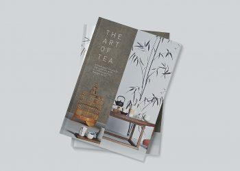 Book Mockup Free PSD