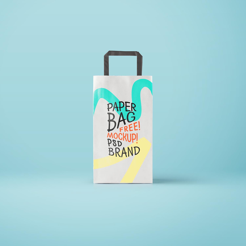 Paper Bag Mockup Psd Best Free Mockups