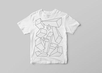 T-Shirt Mockup Free PSD