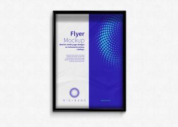 Flyer - Poster Frame Mockups