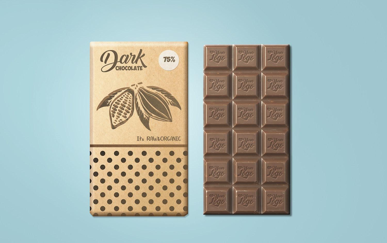 Free Chocolate Packaging Mockup Psd Best Free Mockups