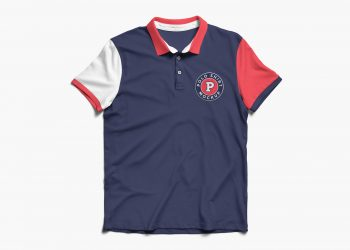 Polo Shirt PSD Mockup