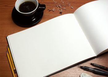 Art Book Mockup PSD