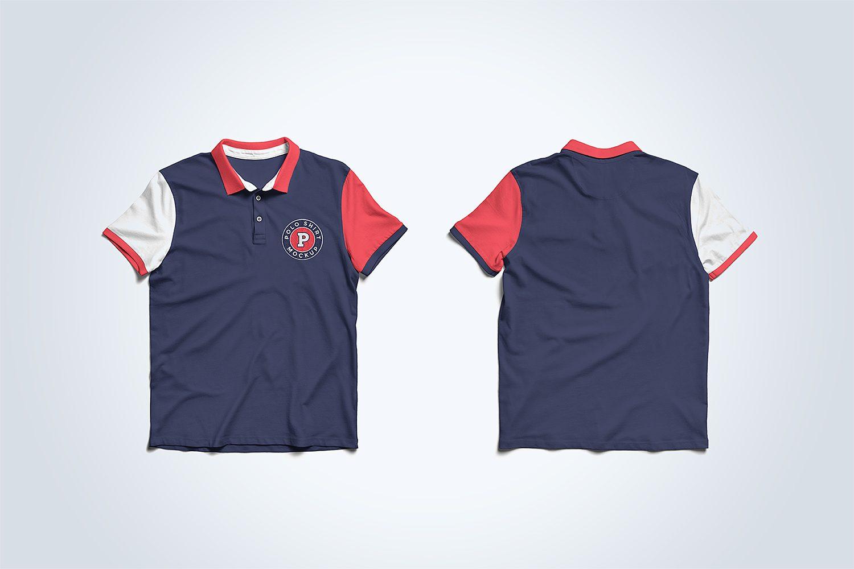 Free Polo Shirt Psd Mockup Best Free Mockups