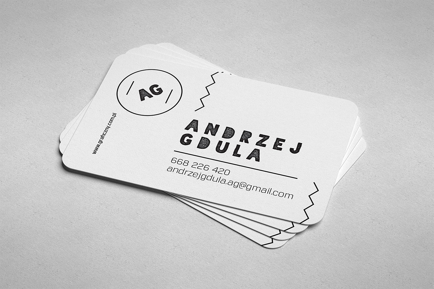 Free Rounded Business Cards Mockup Best Free Mockups