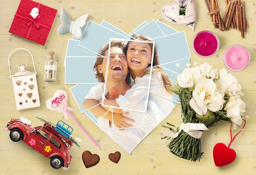 Love Assets Mockups Free PSD