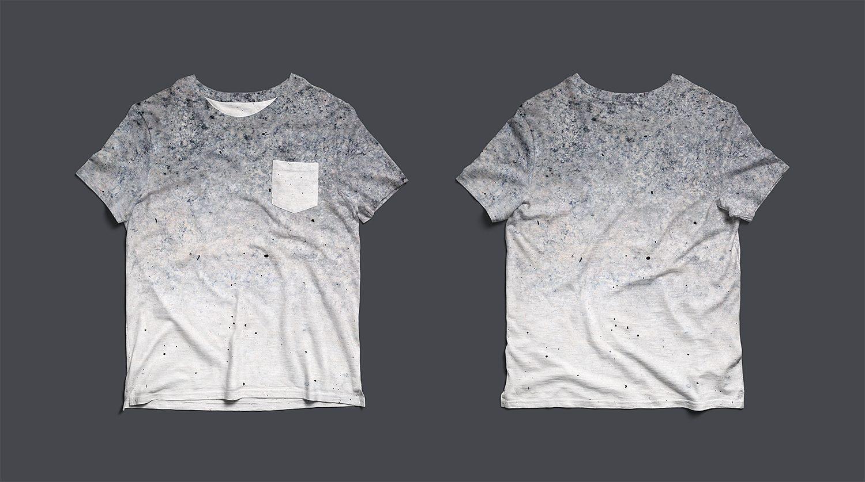 Pocket T Shirt Psd Mockup Best Free
