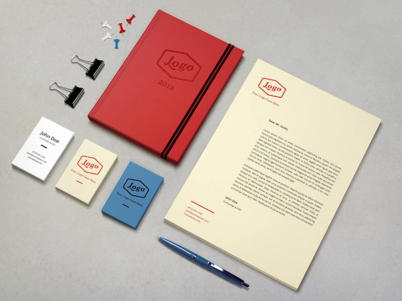 Branding / Identity Mockup Vol.3