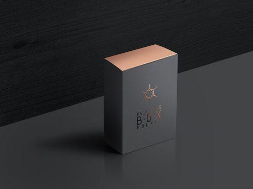 Packaging Product Box Mockup PSDs