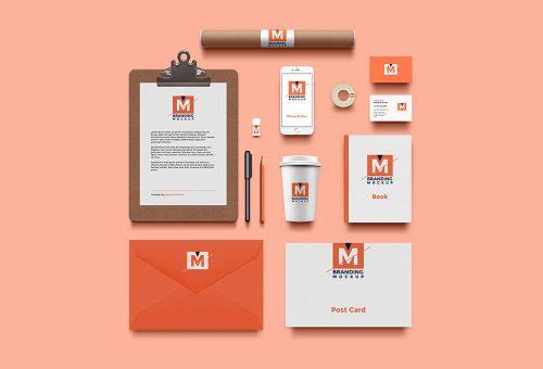 Free Branding Identity Mockup PSD