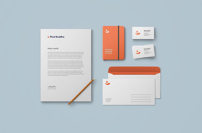Free Identity Branding Mockup Vol.2