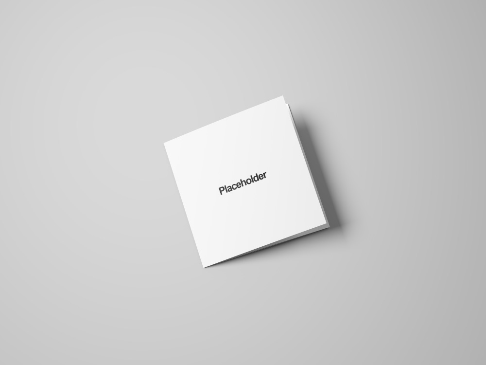 Free Trifold Square Brochure