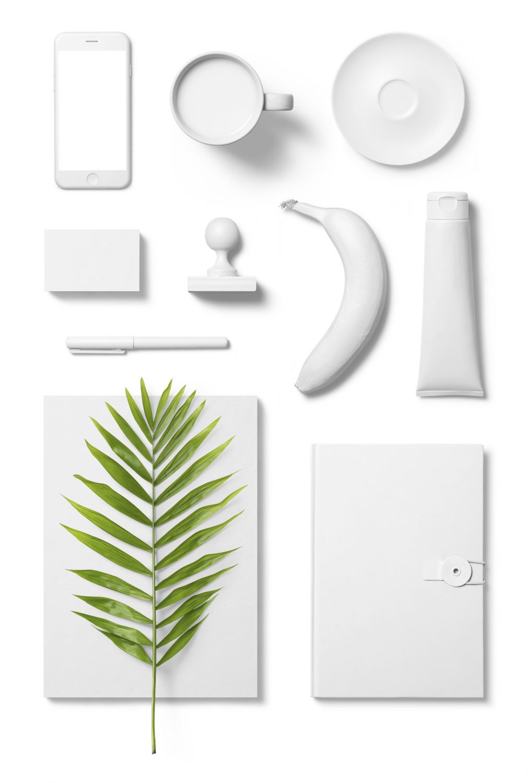 Unicolor Mockup Pack Free PSD