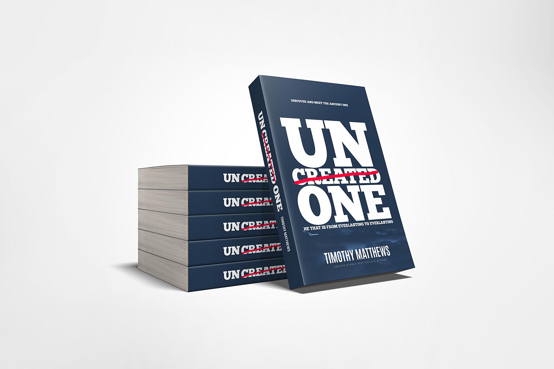 Stacked Book Promo Mockup