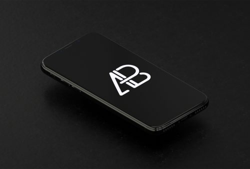 Animated iPhone X Mockup