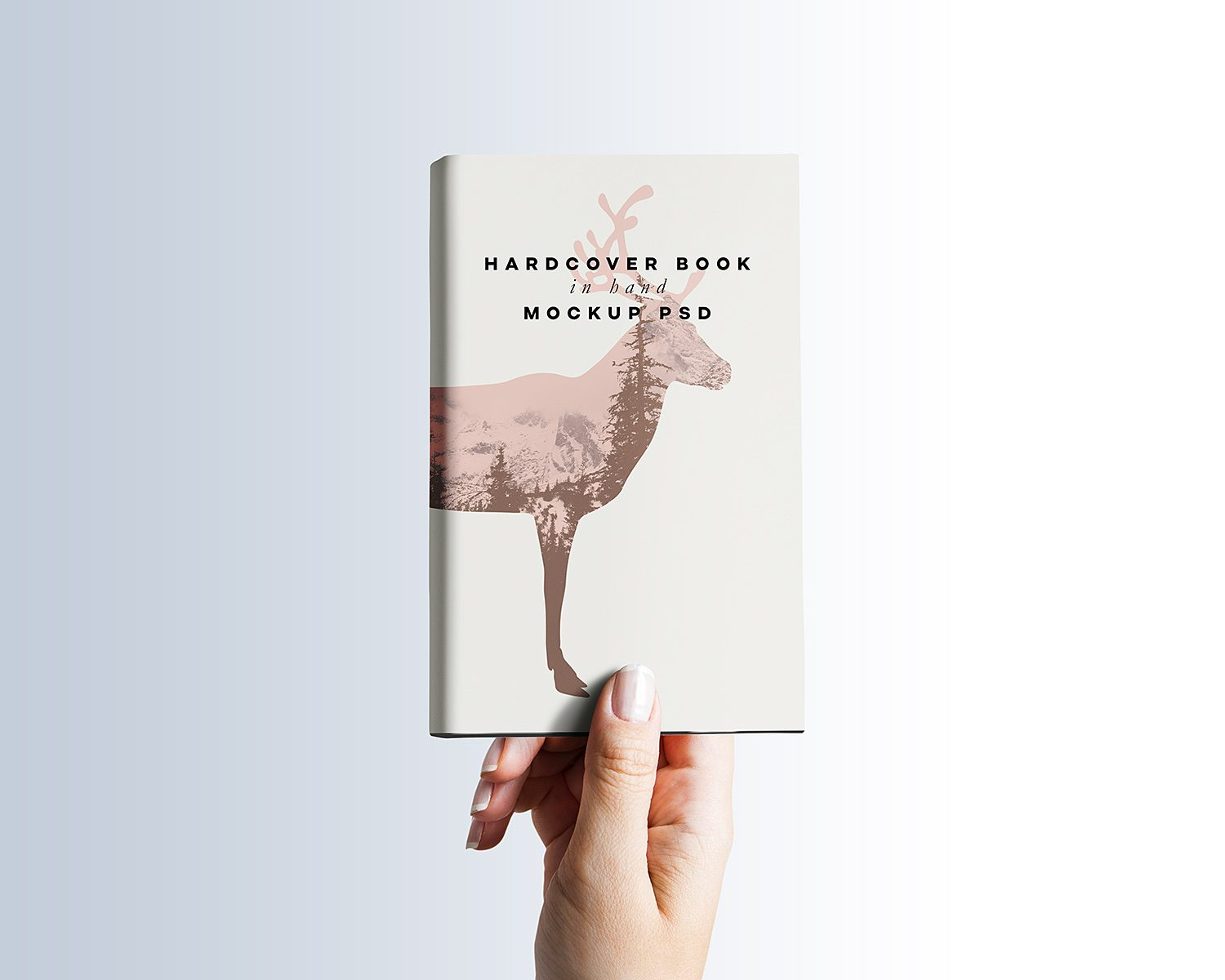 Hardcover Book In Hand Mockup Psd Best Free Mockups