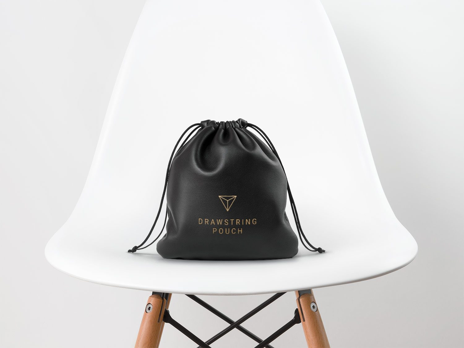 Leather Bag Mockup