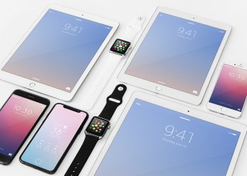Apple Devices Mockup Bundle