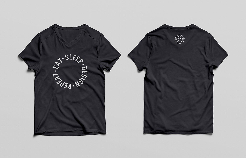 V Neck T Shirt Mockup Psd Best Free Mockups
