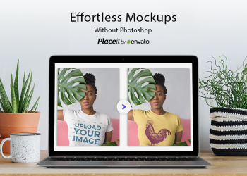 Create Mockups Faster with Placeit (Now 15% Off)