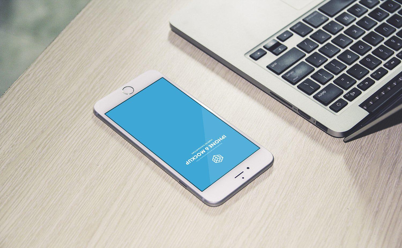 5 Free Photorealistic iPhone 6 Plus Mockups