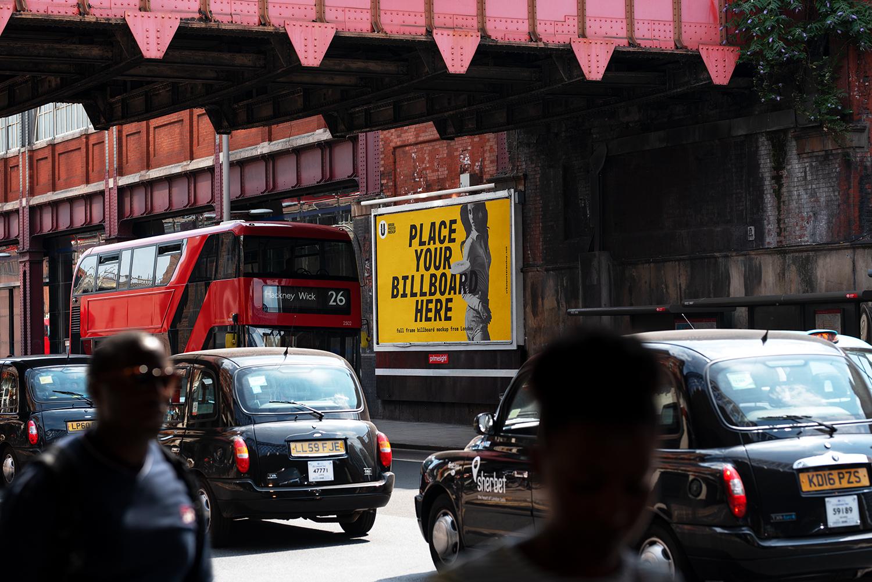 Billboard Mockup Vol. 1