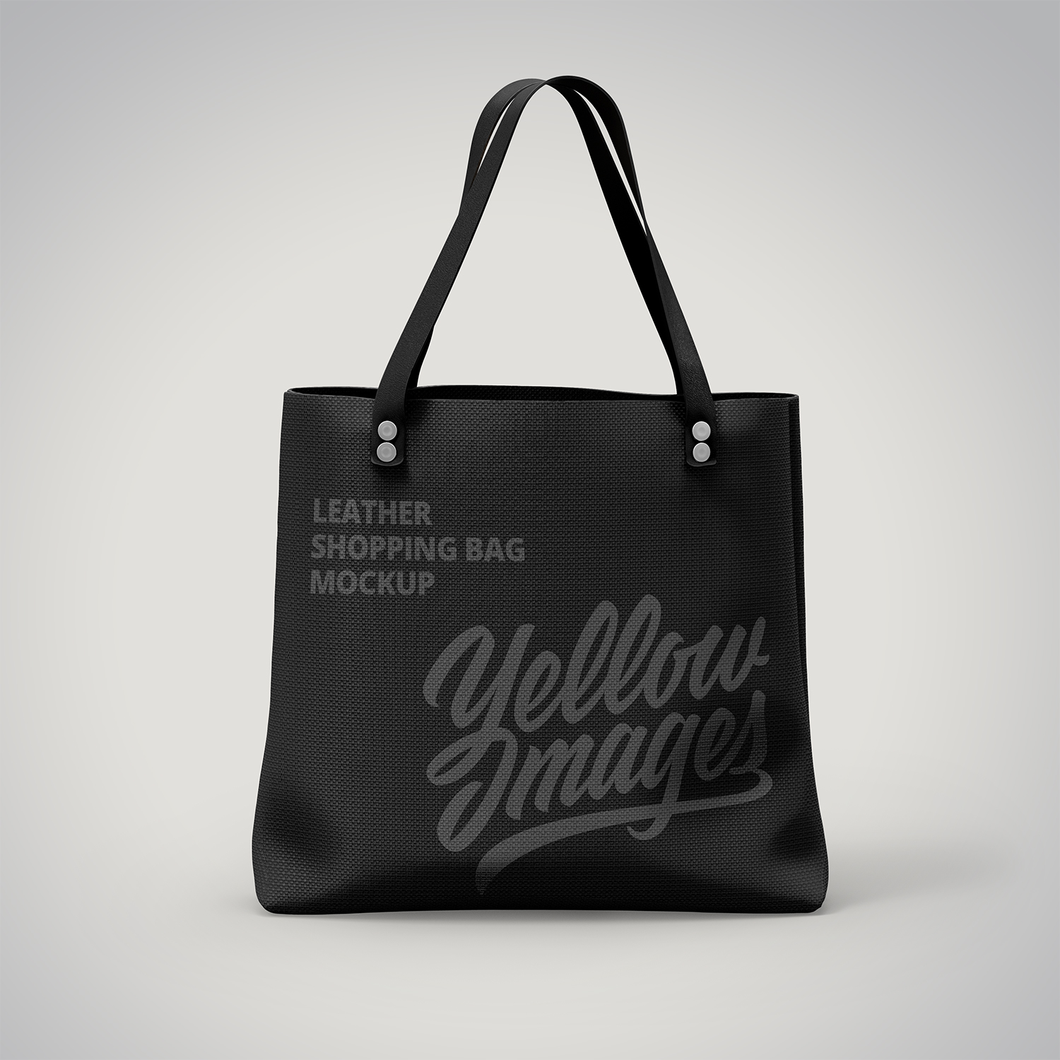 Download Leather Shopping Bag Mockup Best Free Mockups PSD Mockup Templates