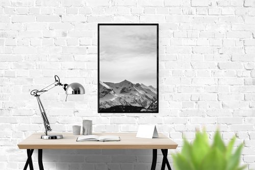 Wall Art PSD Mockup