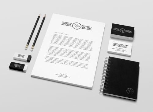 Branding / Identity Mockup Vol.5