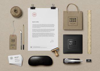 Branding/Identity Mockup Vol. 9