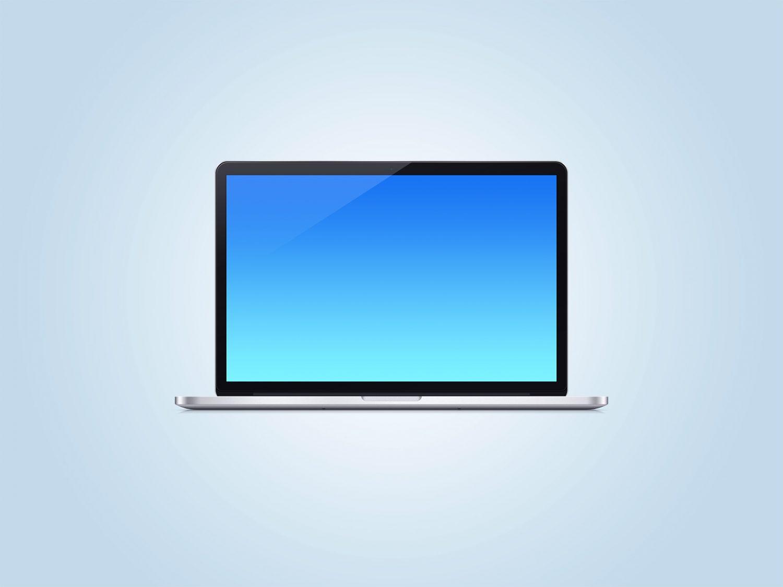 MacBook Pro 15 Scalable Mock-Ups