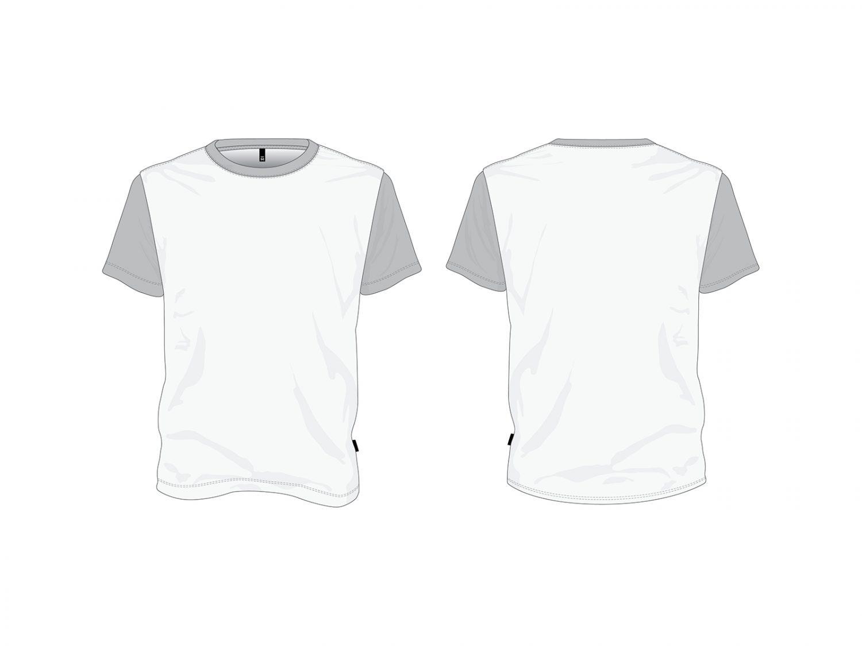 T-Shirt Mockups Free Vector Files