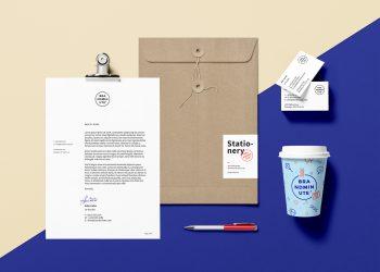 Branding Identity Mockup Vol. 15