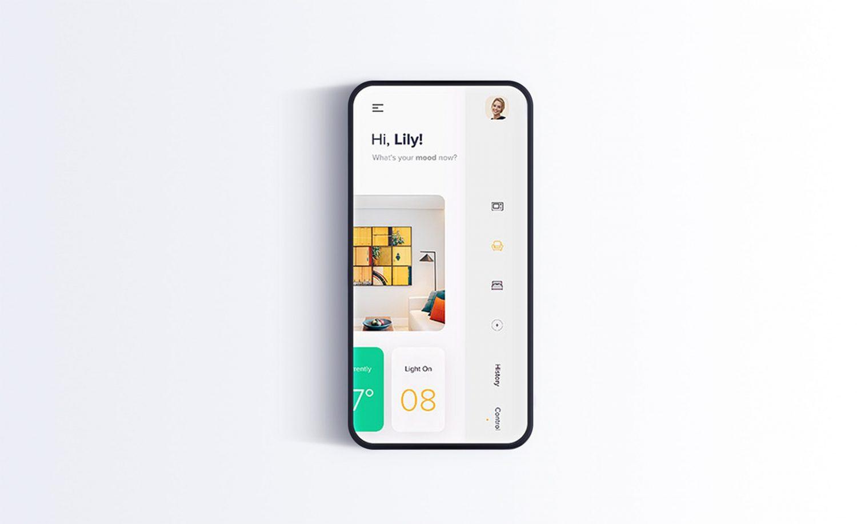 Phone Screens Mockup