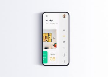 Phone Screens Mockup