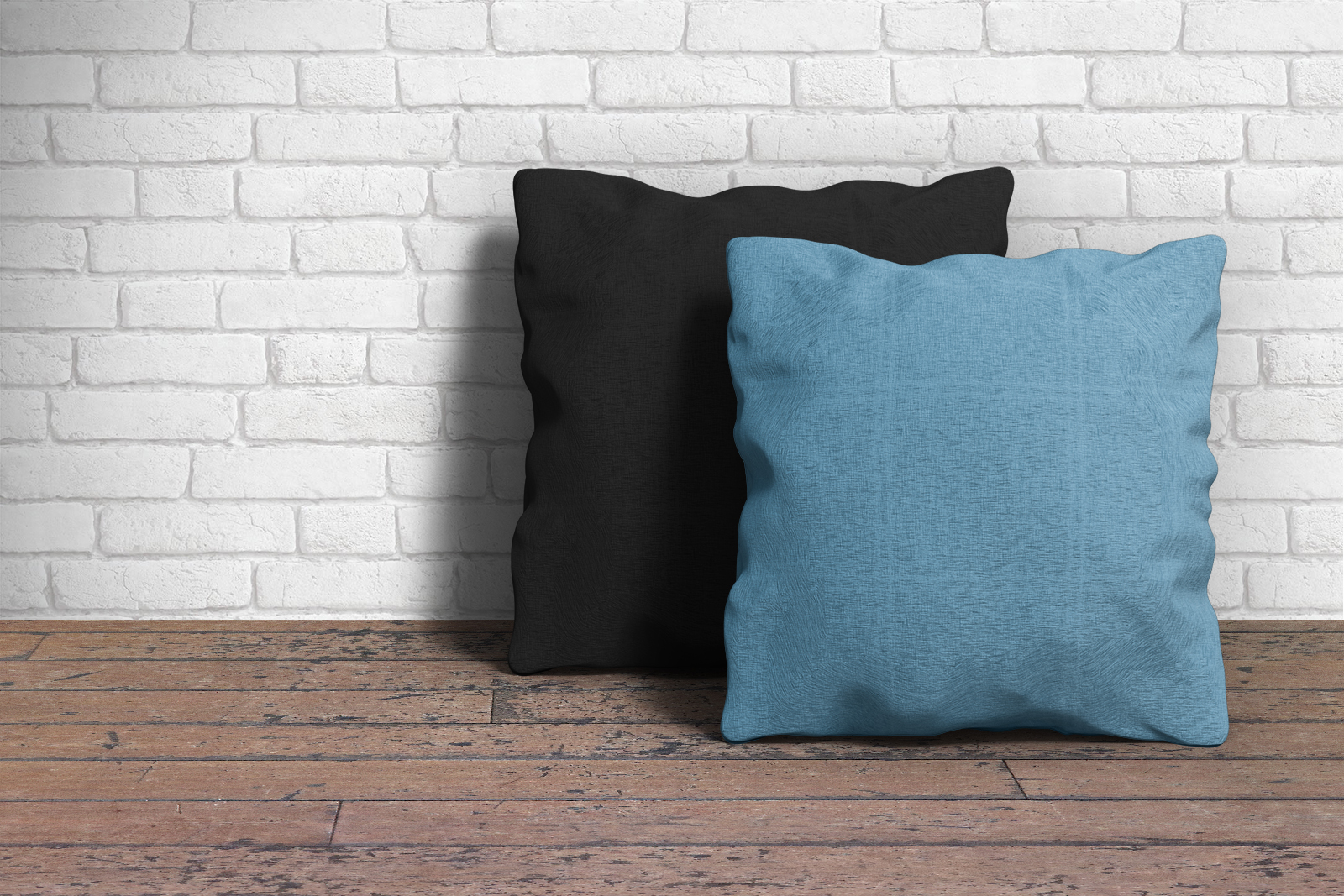 Pillow Mockup PSD Templates