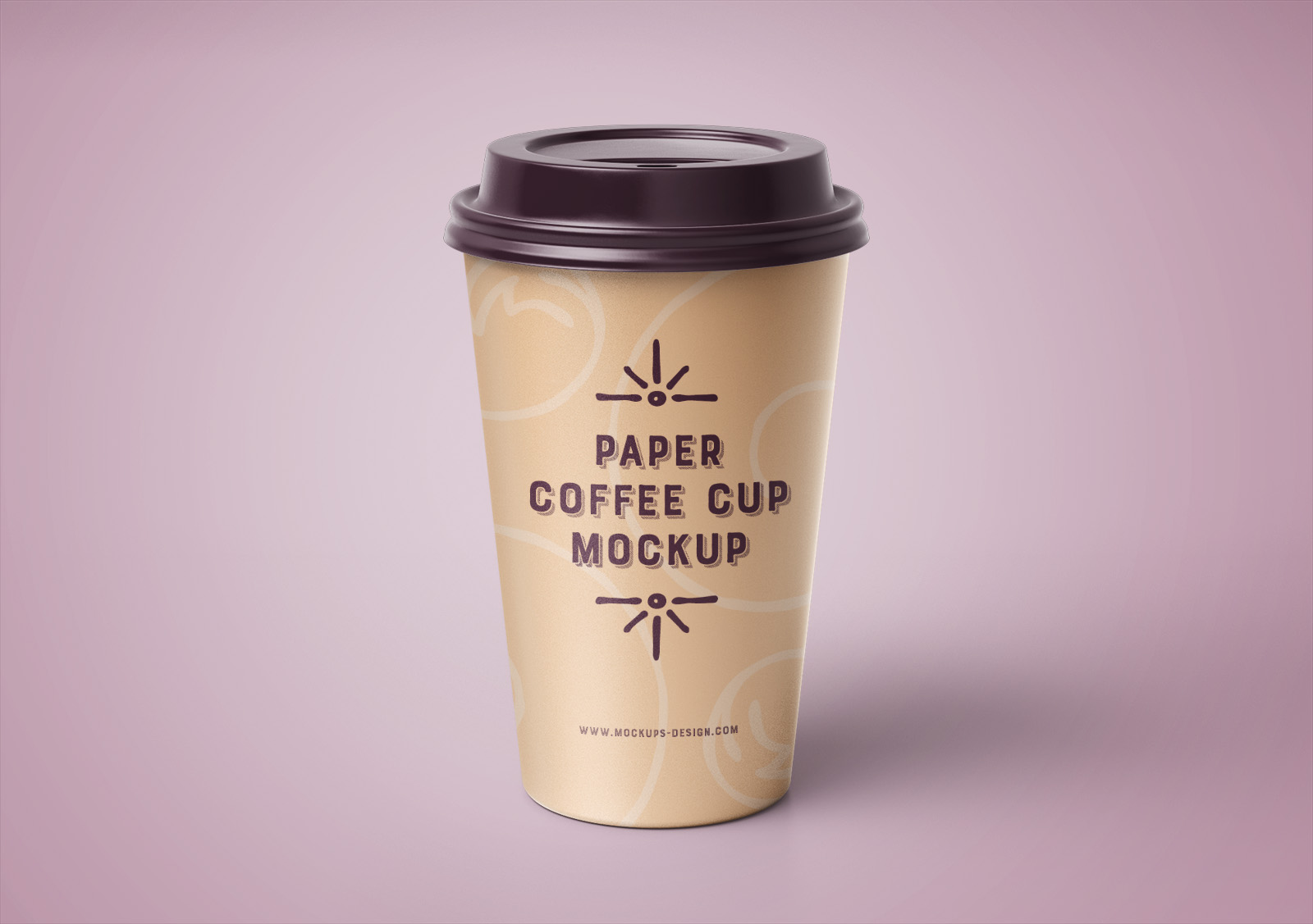 Premium Paper Coffee Cup Mockup PSD Set