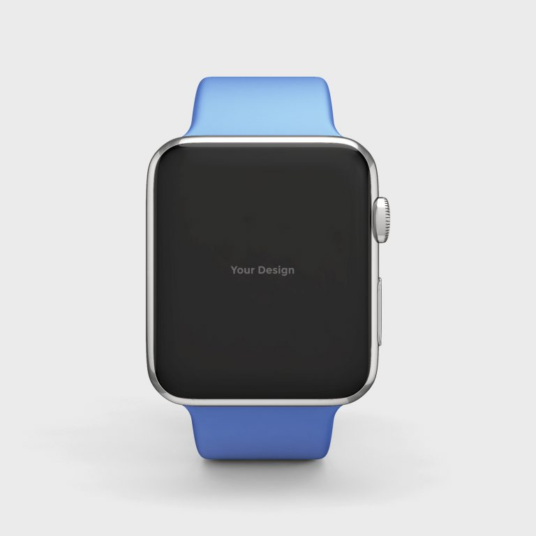Apple Watch Sport Free Mockup