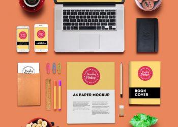 Branding and Identity Mockup