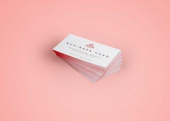Smart Business Card Mockup