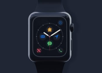 Apple Watch Mockup Set