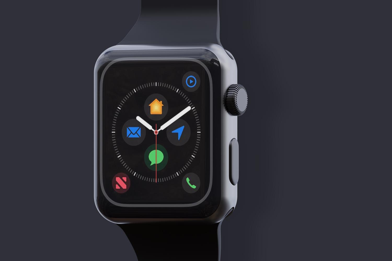 Apple Watch Mockup Set