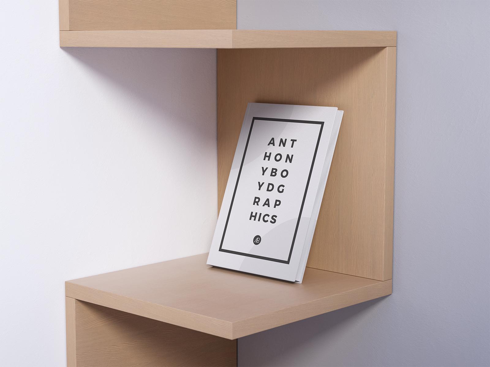 Modern Book Mockup