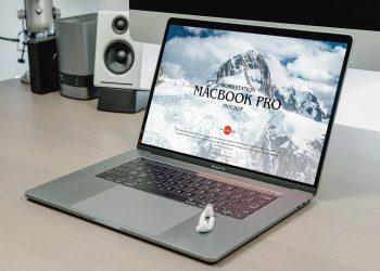 Workspace Macbook Pro
