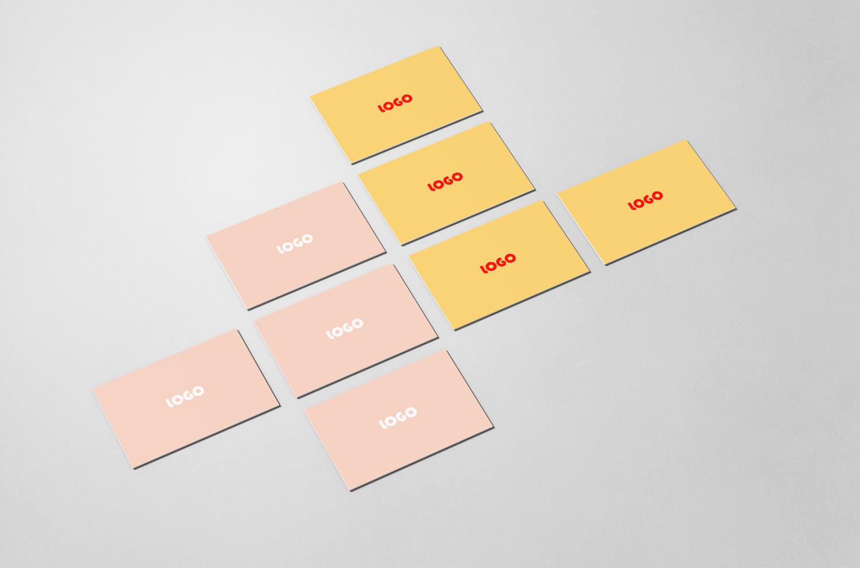 Business Card Mock v 3