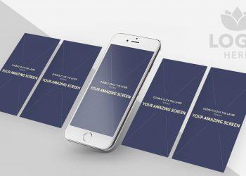 Free iPhone 6s Plus App Screen