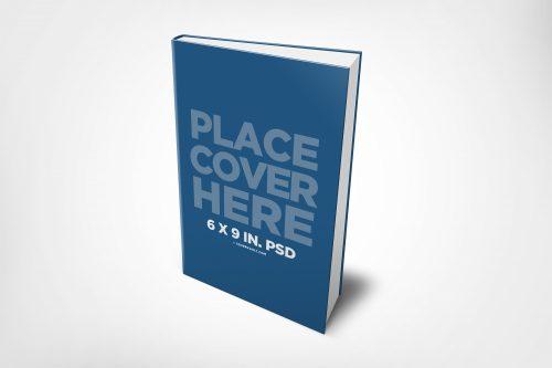 Hardcover Ebook Mockup