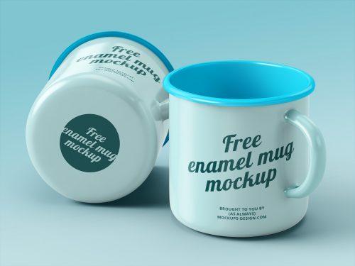 Mug PSD Mockup 02