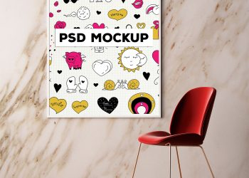 Multipurpose Photoshop Poster Mockup