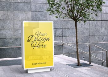 Outdoor Advertising Mockup 2